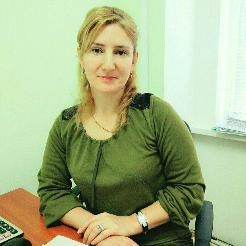 Гаджиева Джанат Гаджиевна