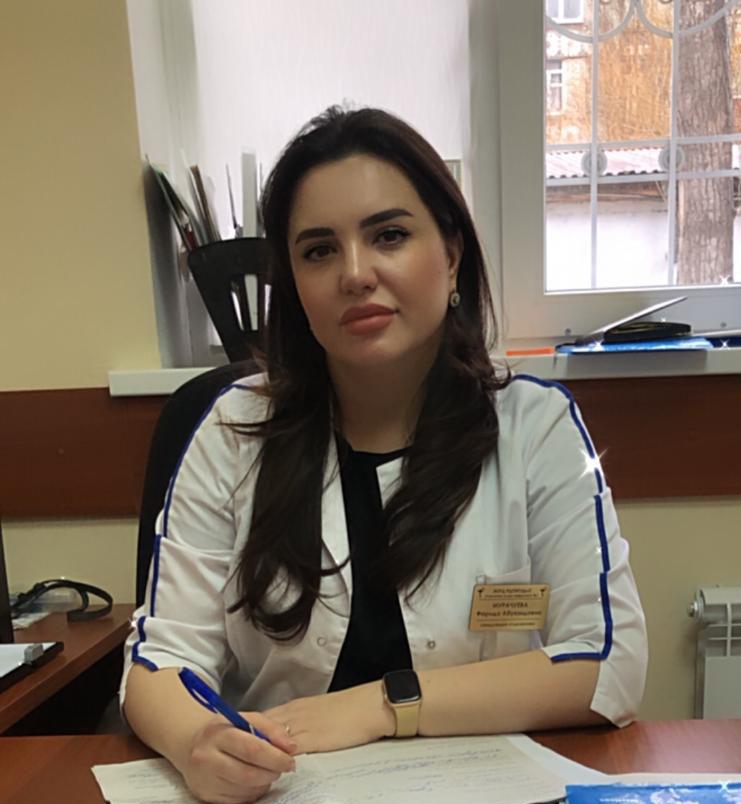 Мурачуева Фарида Абуязидовна