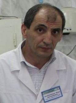 Алибеккадиев Юсуп Магомедтагирович