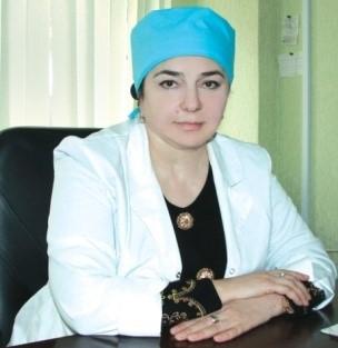 Алиева Асият Алиевна