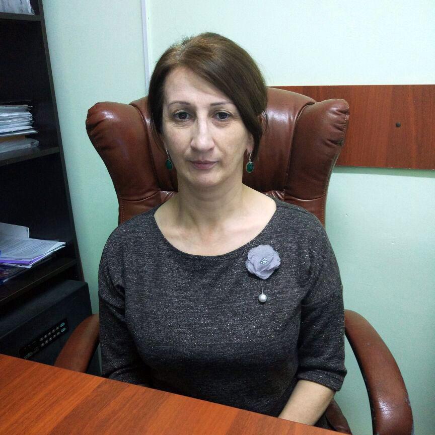Шерифалиева Заида Наврузалиевна